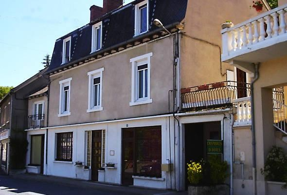 Aveyron chambres d 39 h tes chambre d 39 h te has rodez for Chambre hote rodez