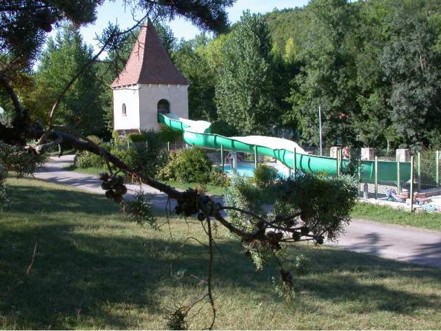 Le moulin de julien camping 1